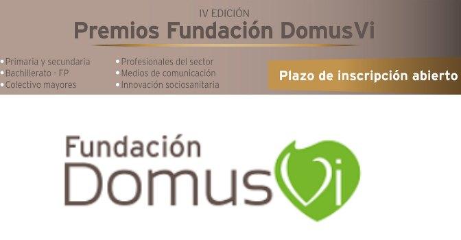 IV Premios Fundación DomusVi