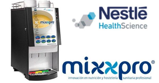 Mixxpro de Nestlé Health Science, innovación en comida texturizada