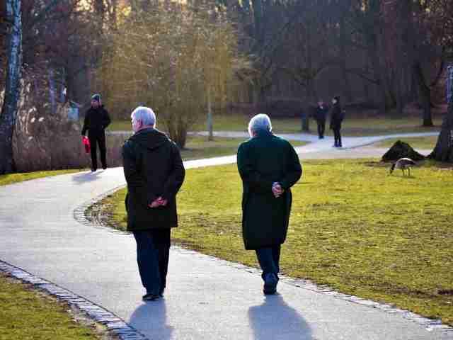 El rincón de la ONG. ¿Cómo envejece la población española?