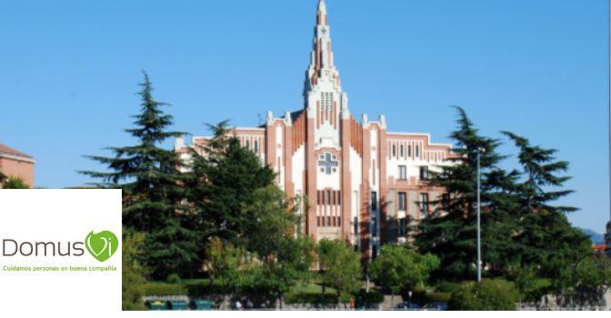 DomusVi gestionará la nueva residencia de los Padres Paúles en Pamplona