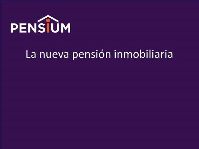 El rincón de la ONG. Pensium, financiación para pagar la residencia de mayores
