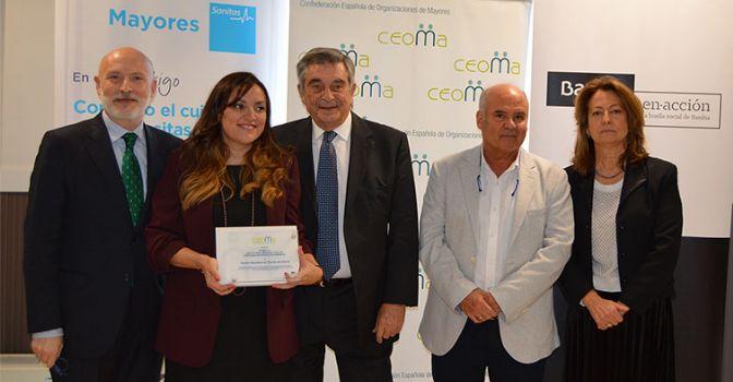 CEOMA concede a Sanitas el Primer Premio Centro Más Amigable