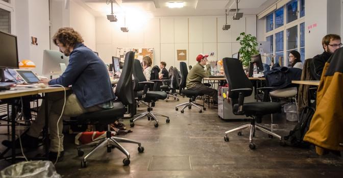 Las startups se centran en los mayores