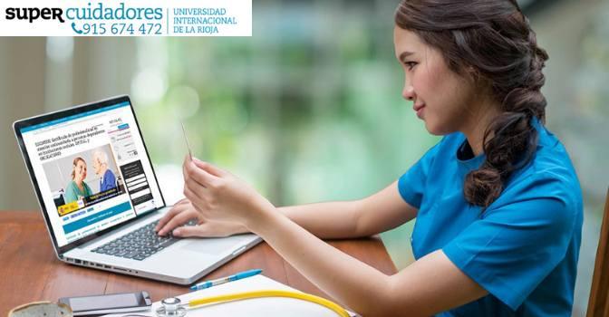 Supercuidadores ofrece 10 plazas gratuitas para curso Certificado de Profesionalidad