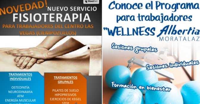 """Albertia cuida del bienestar de sus trabajadores con """"Wellness Albertia"""""""